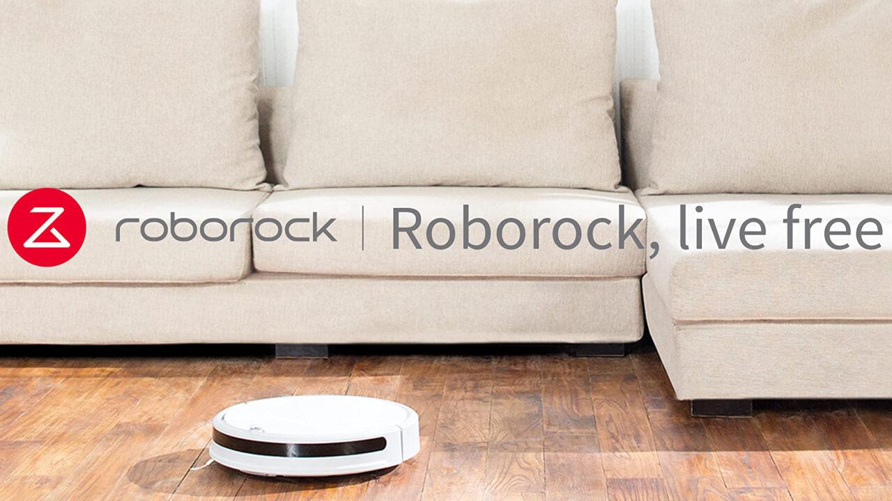 Roborock. Aspiradora robot.