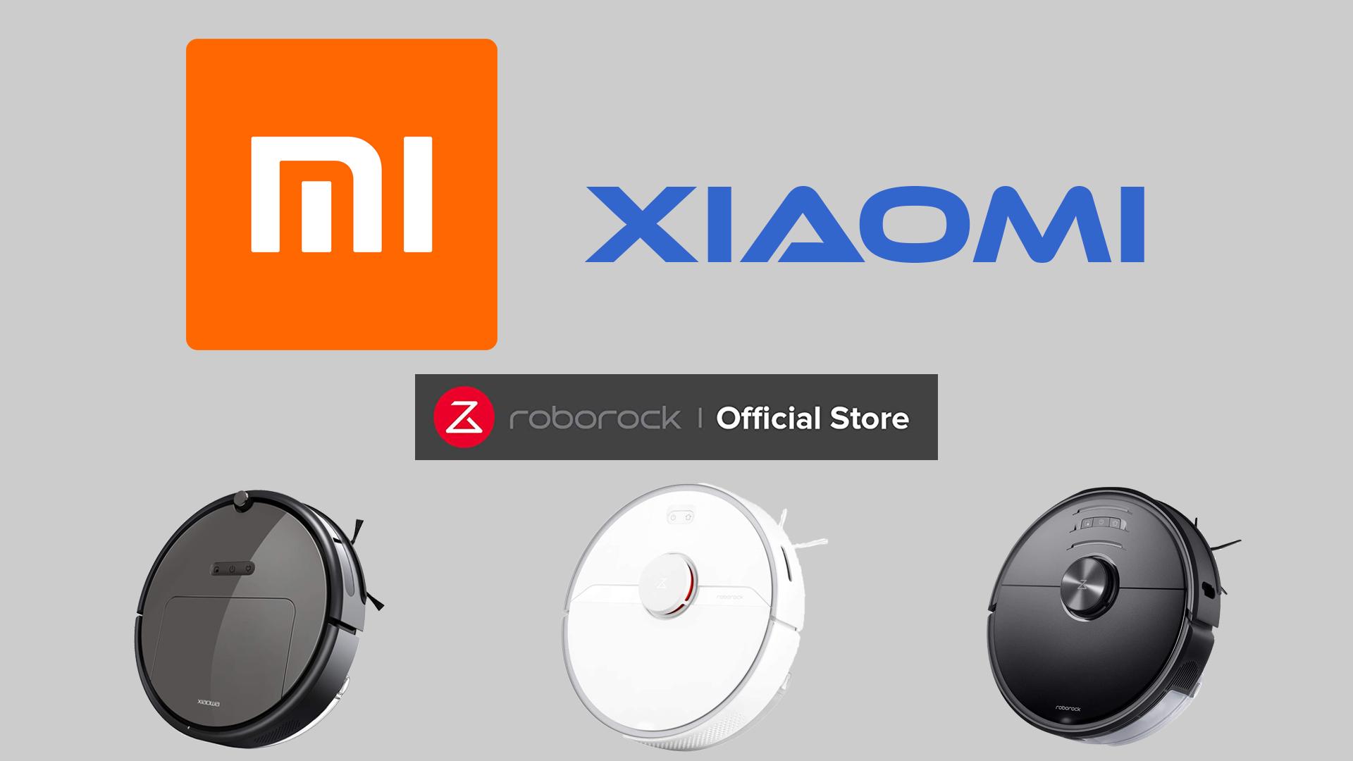 Xiaomi - Roborock, official store. Robot aspirador.